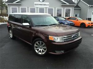 2009 Ford Flex Limited only 91B/W tax in OAC