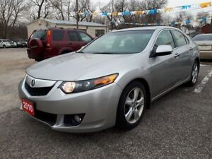 2010 Acura TSX w/Premium Pkg,Low Kms!,certified