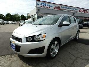 2013 Chevrolet Sonic LT ECO BLUETOOTH CERTIFIED E-TESTED