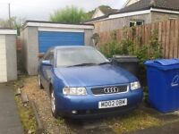 Audi A3-Great condition.