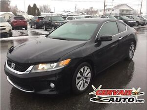Honda Accord EX-L Coupe Navigation Cuir Toit Ouvrant MAGS 2013