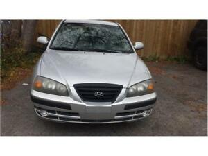 2004 HYUNDAI ELANTRA AUTOMATIC  SAFETY WARRANTY