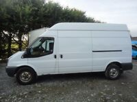 2013 Ford Transit. 6 Gears