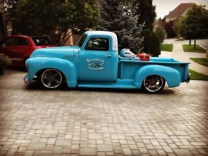 Restoration Vintage Pick Ups, Classic, and Muscle Cars