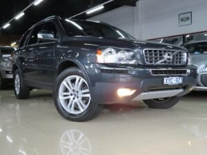 2010 Volvo XC90 MY11 3.2 Grey Titanium 6 Speed Automatic Geartronic Wagon