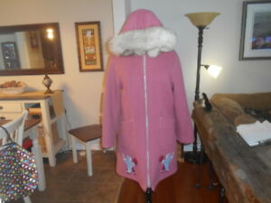 Inuit parka.  Ladies