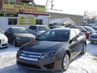 2011 FORD FUSION SUNROOF AUTO LOADED 84K-100% APPROVED FINANCING