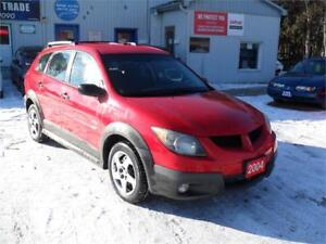 2004 Pontiac Vibe NO ACCIDENTS NO RUST WELL MAINTAINED