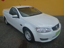 2012 Holden Ute VE II MY12 Omega White 6 Speed Sports Automatic Utility Winnellie Darwin City Preview