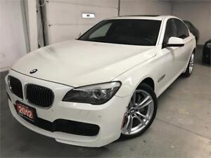 2012 BMW 7 Series 750i xDrive|HEADSUP|MSPORT|NO ACCIDENTS