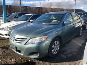 2010 Toyota Camry LE 4 CYLINDERS AUTOMATIC,A/C