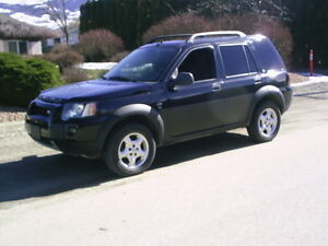 2005 Land Rover Freelander SE SUV, ONLY 111098 KLMS