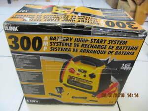 Classic ILink 300amp Battery Jump Start System Brand New In Box!