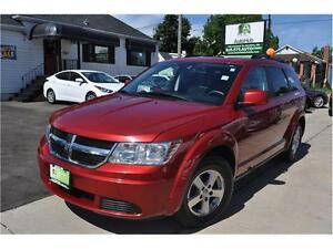 2009 Dodge Journey SXT PACKAGE-ALLOY-SUNROOF-POWER SEAT