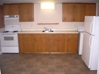 2 bedroom located in quite 4-plex on the Northside.