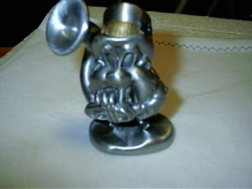 1994 Rawcliffe Warner Bros. Yosemite Sam Pewter Statue Figurine Playing Tuba