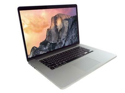 Apple MacBook Pro 15-Inch Core i7 2.0 Late 2013, 8 GB RAM, 256 SSD