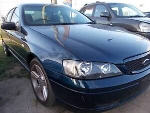 2004 Ford Falcon Sedan Mount Louisa Townsville City Preview
