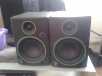 MACKIE CR4 MONITORS