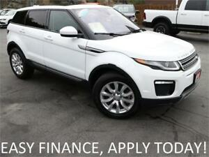 2018 Land Rover Range Rover Evoque SE 4X4! LOADED!NAV! PANO ROOF