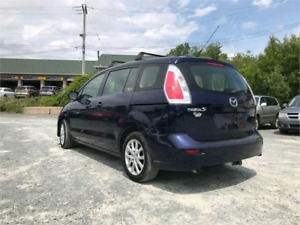 2010 Mazda 5 110000km... Manual.  Only 119$ BI WKLY oac