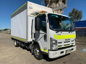 01/09 Isuzu NPR400 Pantech Milperra Bankstown Area Preview