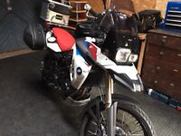Superb F800 GS Adventure Limited Edition
