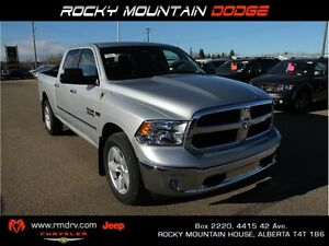 2017 Ram 1500 SLT 4x4 Crew Cab HEMI * Back-Up Camera
