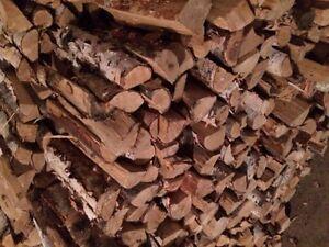 XXL Bags Seasoned Birch Firewood Bags $35. North Edm Pickup