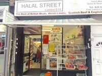 BUTCHER SHOP LEASE FOR SALE CLOSE TO LEYTON STATION