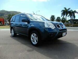 2011 Nissan X-Trail T31 Series IV ST 2WD Blue 1 Speed Constant Variable Wagon Townsville Townsville City Preview