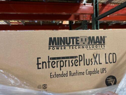 Minute Man / Para Systems E2000RTXL2U  Enterprise Plus XL UPS  Battery Back Up
