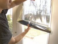 Window tinting commercial and residential