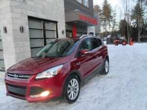 Ford Escape TITANIUM, AWD, NAV, CUIR, TOIT 2014