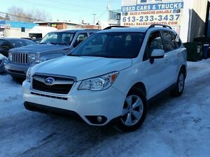 2015 Subaru Forester AWD PZEV, 0 DOWN $66 WEEKLY!