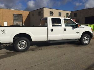 2014 Ford F-250 Pickup Truck-Long Box---