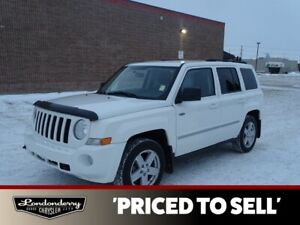 2010 Jeep Patriot 4WD NORTH Heated Seats,  Remote Start,   A/C,