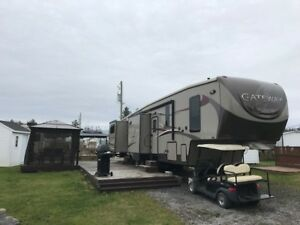 Fifth Wheel 42' Gateway 3650BH