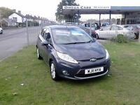 2011 (11) FORD FIESTA 1.4 ZETEC 16V 5DR Manual