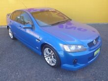 2009 Holden Commodore VE MY09.5 SS Blue 6 Speed Manual Sedan Winnellie Darwin City Preview