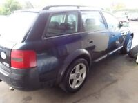 2003 (53reg) Audi ALL-ROAD 2,5 V6 TDi AUTO MOT'd Aug 18 £1395