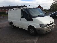 2004(54) FORD TRANSIT SWB T260 100 BHP EX POLICE VAN SO WELL LOOKED AFTER THERE SERVICED