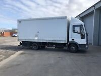 Ford iveco 7.5tone motor home truck