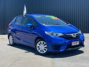 2015 Honda Jazz GF MY15 VTi Blue 1 Speed Constant Variable Hatchback
