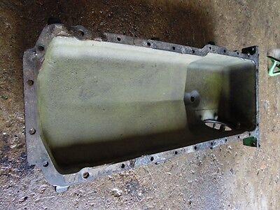 John Deere 4020 Tractor Engine Oil Pan Part R27185 Tag 179