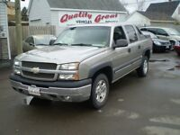 2003 Chevrolet Avalanche 1500 Z71 4x4 Full Load Leather