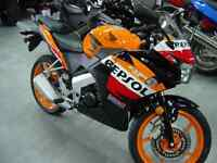 REPSOL $103 a month, BillsCycle HONDA SuperStore