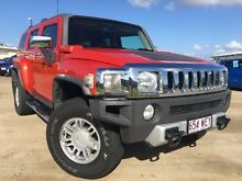 2008 Hummer H3 Adventure Orange 4 Speed Automatic Wagon Garbutt Townsville City Preview