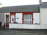 2/3 bed terrace to let central Stranraer