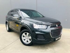 2016 Holden Captiva CG MY16 LS 2WD Grey 6 Speed Sports Automatic Wagon Berwick Casey Area Preview